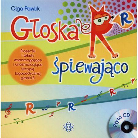 Głoska R śpiewająco + CD