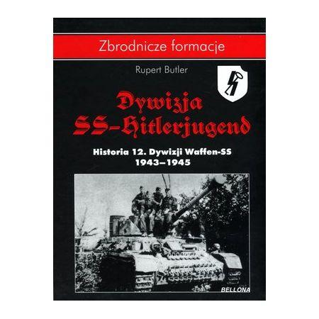 Dywizja SS-Hitlerjugend. Historia 12. Dywizji Waffen-SS 1943-1945