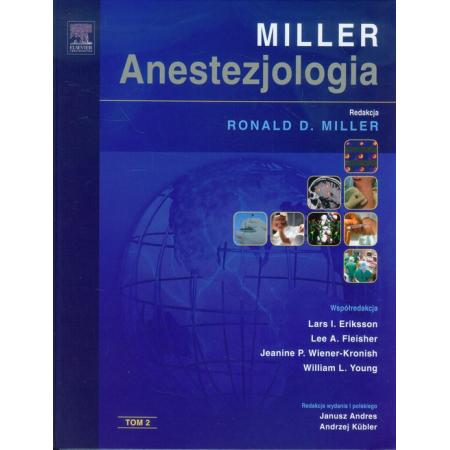 Anestezjologia Millera Tom 2