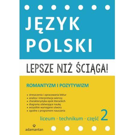 Język Polski Lepsze Niż ściąga 2 Lo