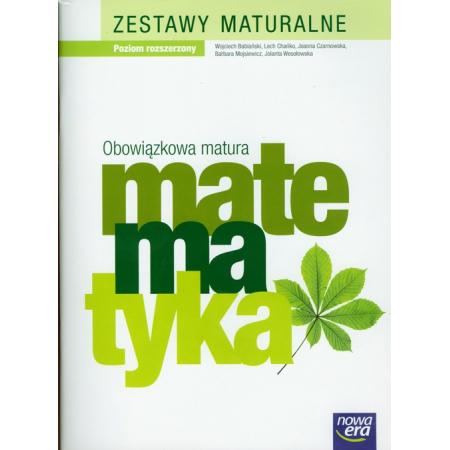 Obowiązkowa matura matematyka zestawy maturalne poziom rozszerzony