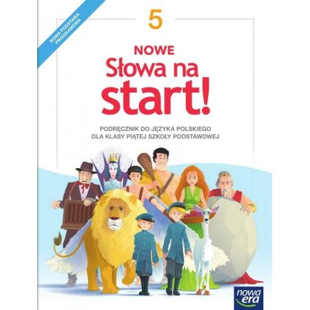 Nowe Słowa na start! Klasa 5. Podręcznik dla szkoły podstawowej