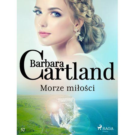 Morze miłości - Ponadczasowe historie miłosne Barbary Cartland