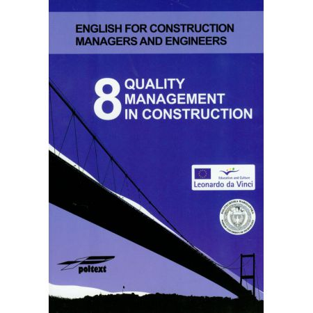 Quality management in construction 8