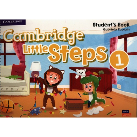 Cambridge Little Steps Level 1 Student's Book
