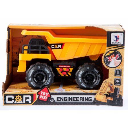 Auto budowlane Wywrotka  MEGA CREATIVE 459301