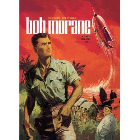Bob Morane Wydanie zbiorcze Tom 1