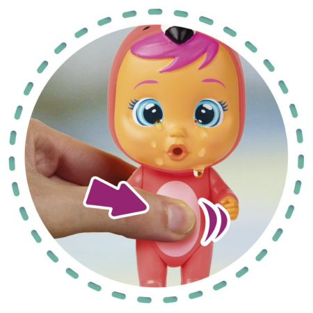 Cry Babies Magic Tears. Wózek Fancy