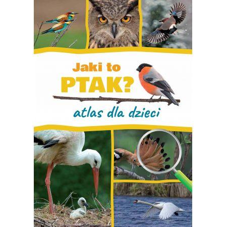 Jaki to ptak atlas dla dzieci