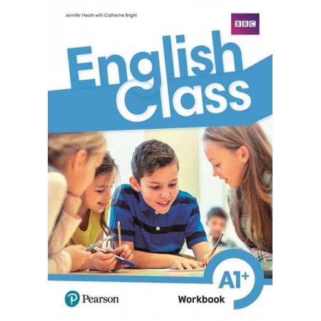 English Class A1+. Workbook. Język angielski. Szkoła podstawowa