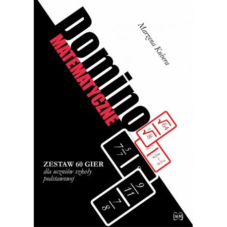 Domino matematyczne. Zestaw 60 gier