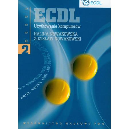 ECDL Moduł 2. Użytkowanie komputerów