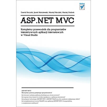 ASP.NET MVC. Kompletny przewodnik...