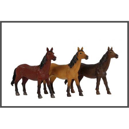 Konie 18-26cm 3-kolory