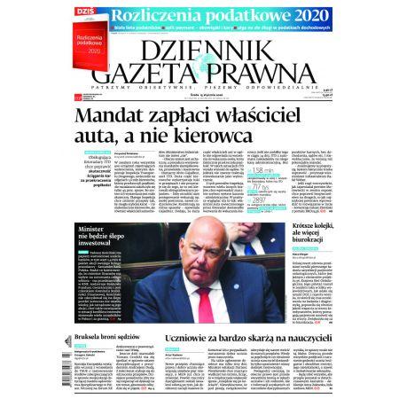 Dziennik Gazeta Prawna 9/2020