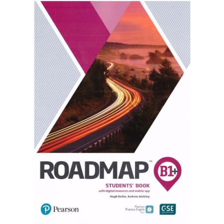 Roadmap B1+ SB + DigitalResources + App PEARSON