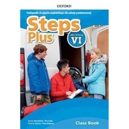 Steps Plus 6 Podręcznik + CD OXFORD