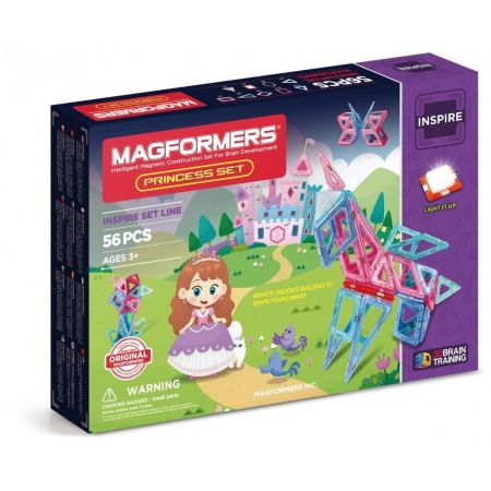 Klocki Magformers Inspire Set Line 56