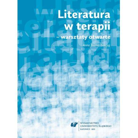 Literatura w terapii - warsztaty otwarte
