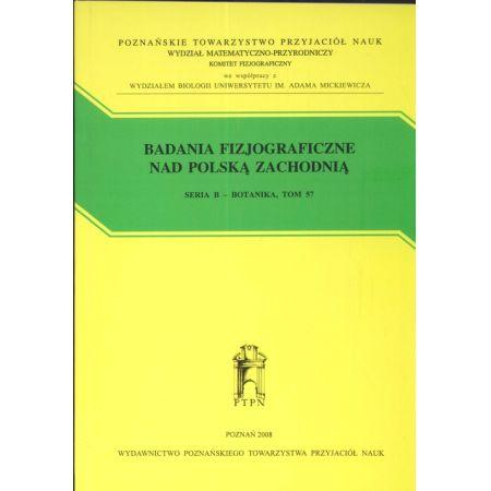 Badania fizjograficzne nad Polską Zachodnią