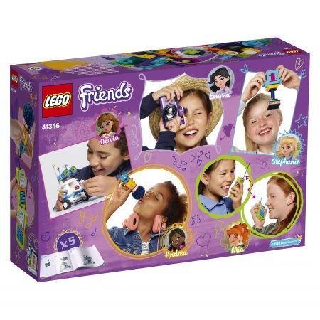 LEGO Friends. Pudełko przyjaźni 41346
