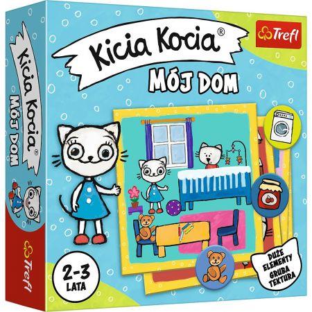 Gra Kicia Kocia Mój dom 02055