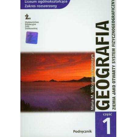 Geografia LO 1 podr. Z.R. ŻAK ST