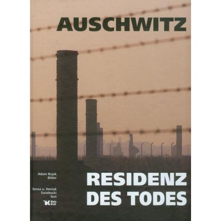 Auschwitz - Rezydencja śmierci w. niem Biały Kruk