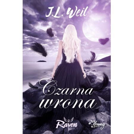 Raven. Tom 2. Czarna wrona