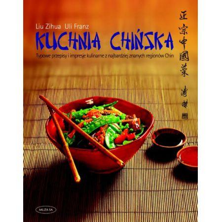 Kuchnia Chińska Liu Zihua Książka W Księgarni Taniaksiazkapl