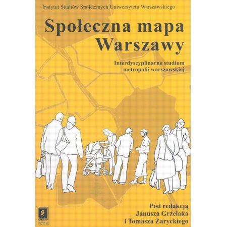 Społeczna mapa Warszawy