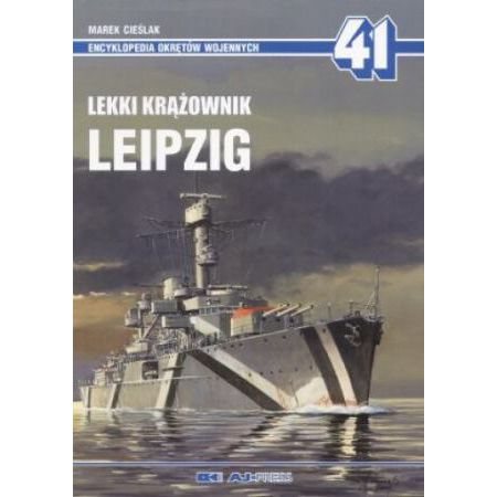 Lekki krążownik Leipzig - Marek Cieślak