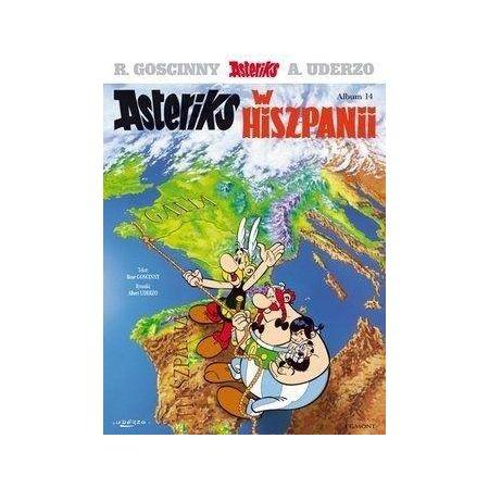Asteriks w Hiszpanii. Tom 14