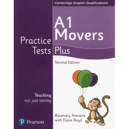 Practice Tests Plus 2ed A1 Movers SB PEARSON