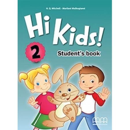Hi Kids! 2 Student's Book