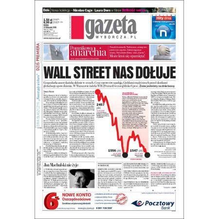 Gazeta Wyborcza - Opole 272/2008