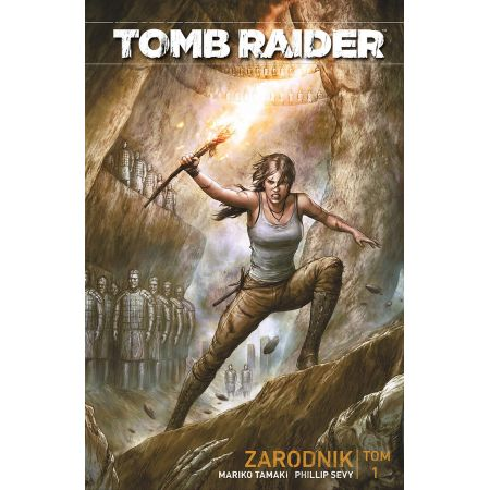 Tomb Raider. Tom 1. Zarodnik