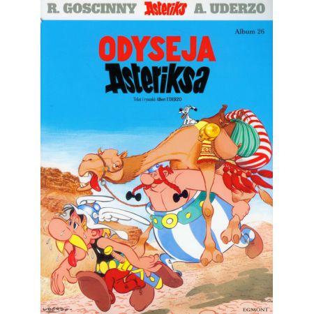 Asteriks. Album 26. Odyseja Asteriksa