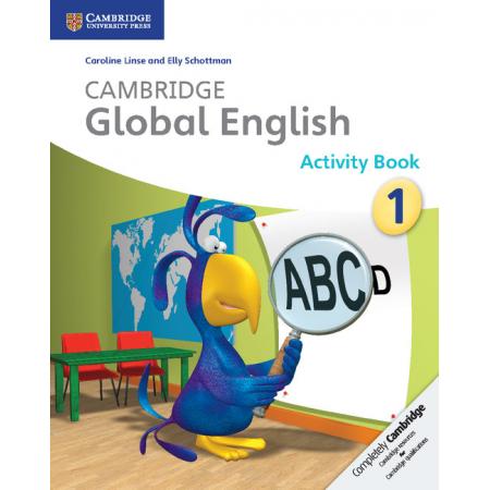 Cambridge Global English 1. Activity Book