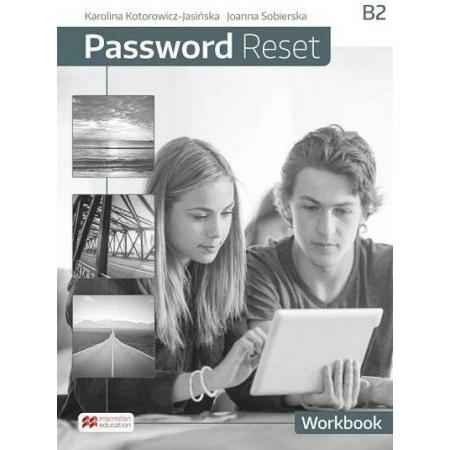 Password Reset B2 Zeszyt ćwiczeń