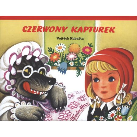 Czerwony Kapturek POP-UP