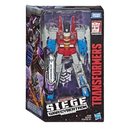 Figurka  Transformers Generations War for Cybertron Voyager Starscream