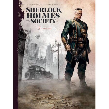 Sherlock Holmes Society. Grzechy syna. Tom 5