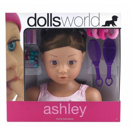 Głowa do stylizacji Ashley