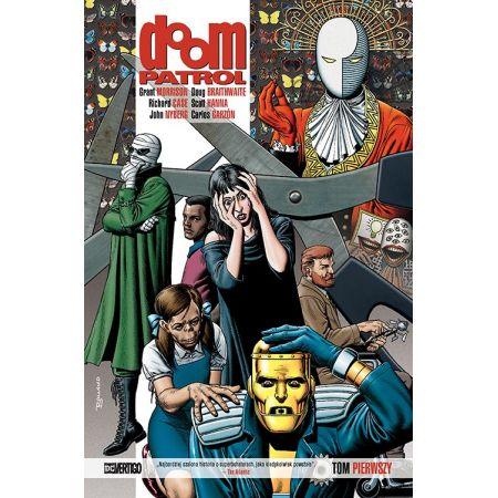 Doom Patrol. Tom 1
