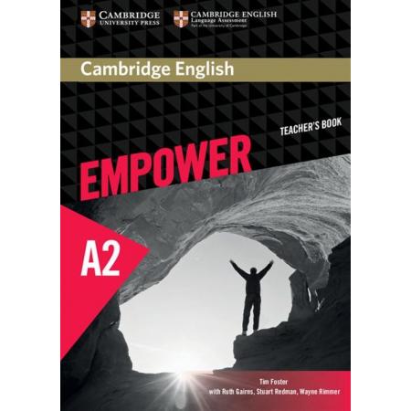Cambridge English Empower Elementary Teacher's Book