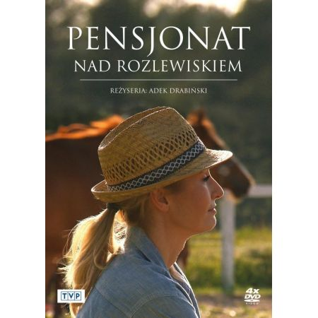 Pensjonat nad Rozlewiskiem (4 DVD)