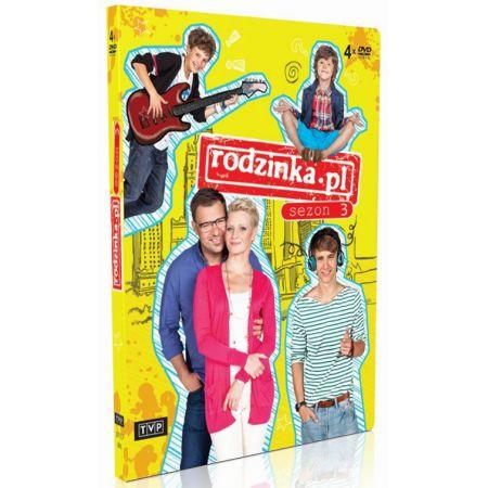 Rodzinka.pl - Sezon 3 (4 DVD)