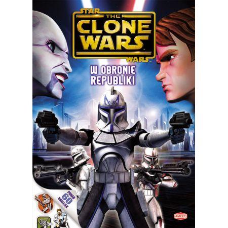 Star Wars. The Clone Wars. W obronie republiki SWS1