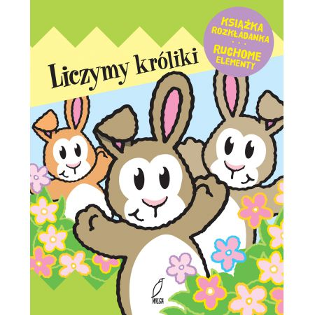 Liczymy króliki. Książka rozkładana